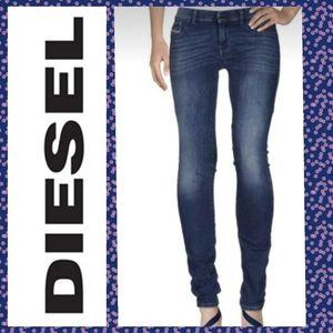 Diesel Industries Regulated RR55 jeans